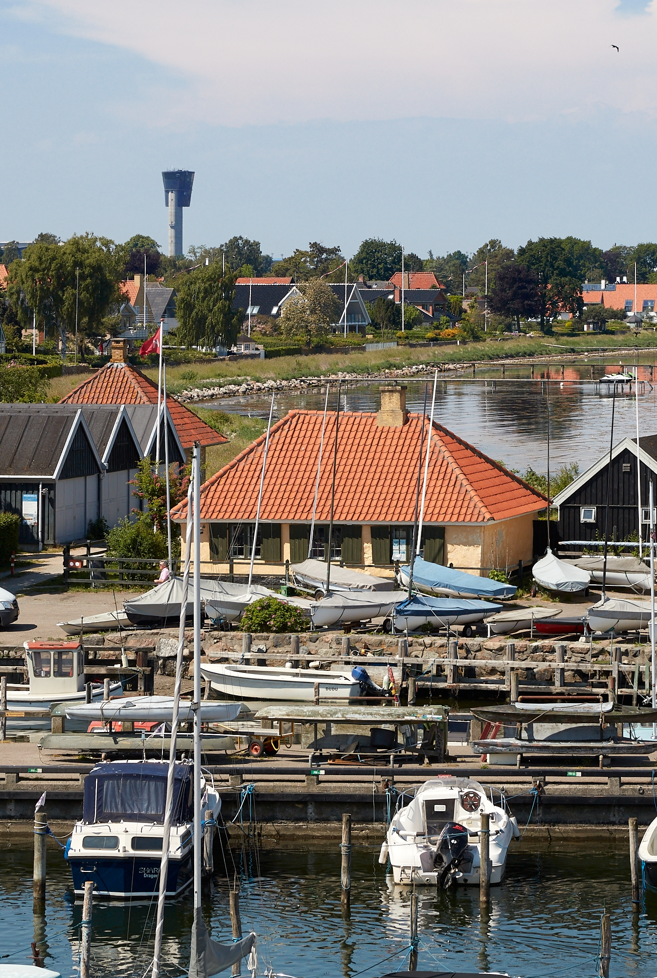 DKK - Klubhuset på Nordre Mole