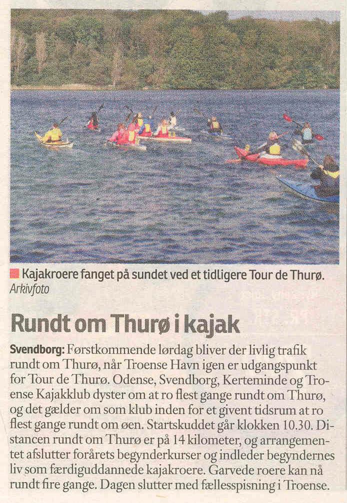 Tour de Thurø 2012
