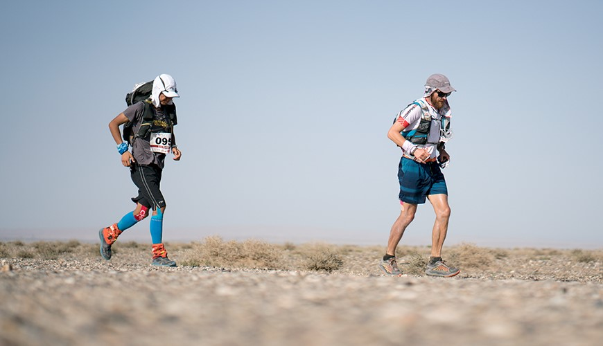 Ørken Løb!