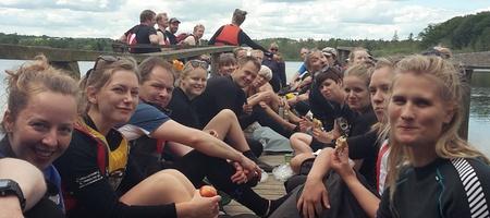 Aarhus Kano- og Kajakklub er også sociale arrangementer