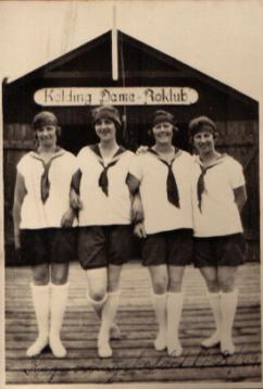 Kaproere anno 1928