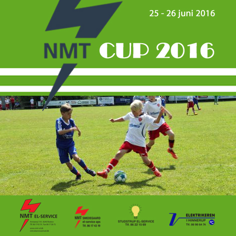 NMT Cup 2016