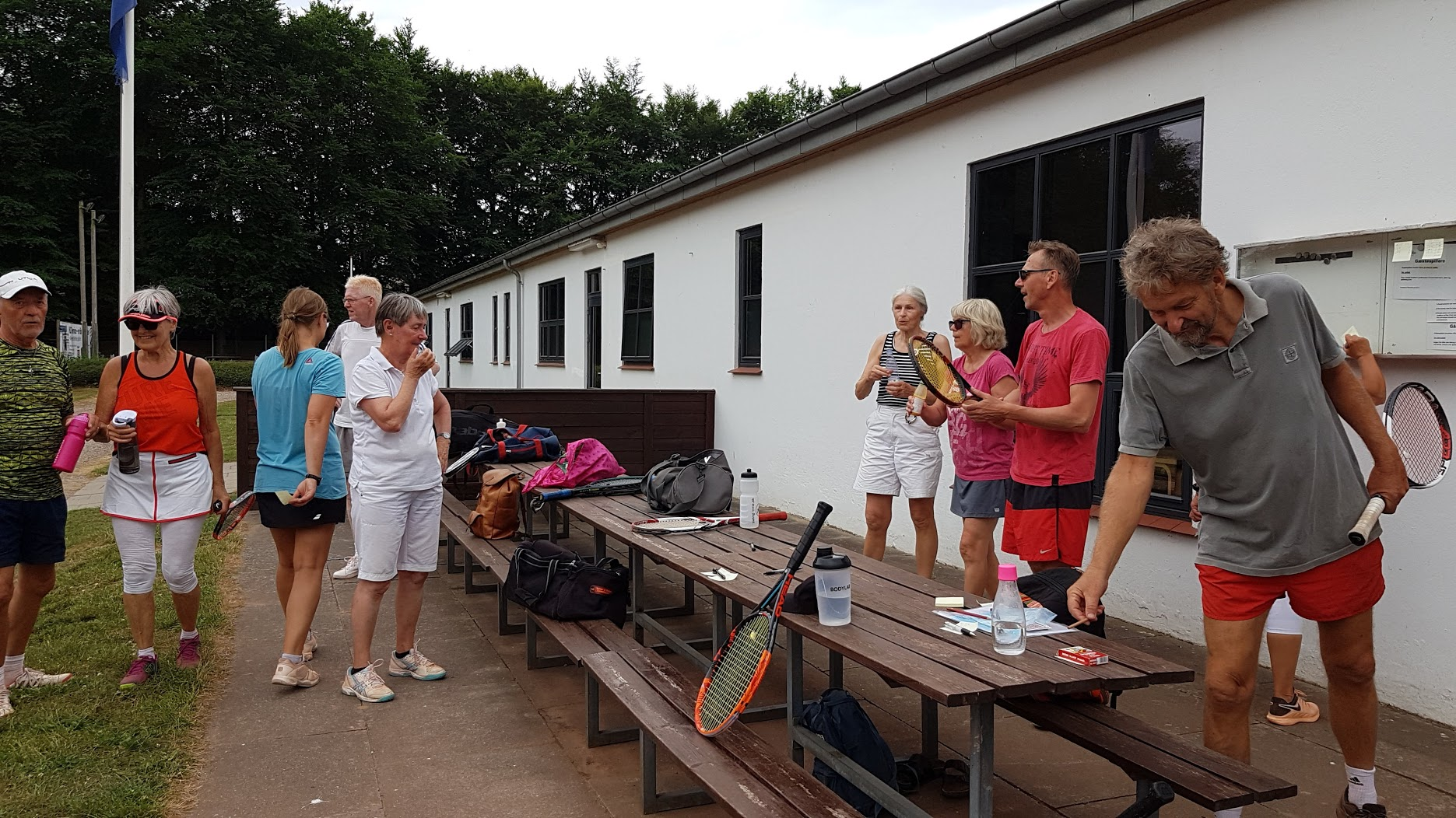 Klub-hygge-turnering 9. juni 2018