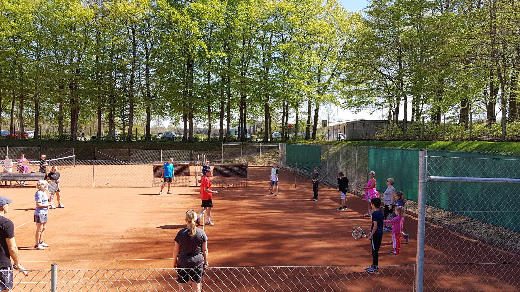 Tennissportend dag 2018