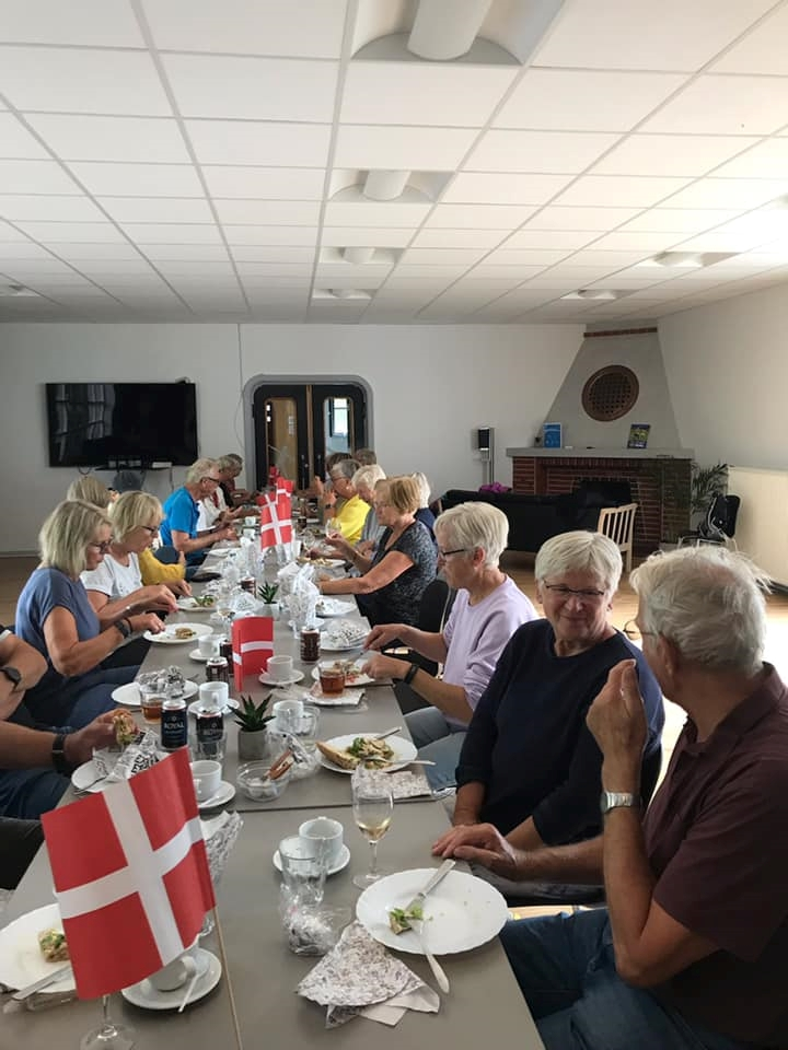 Panter sommerhygge 19. august 2021