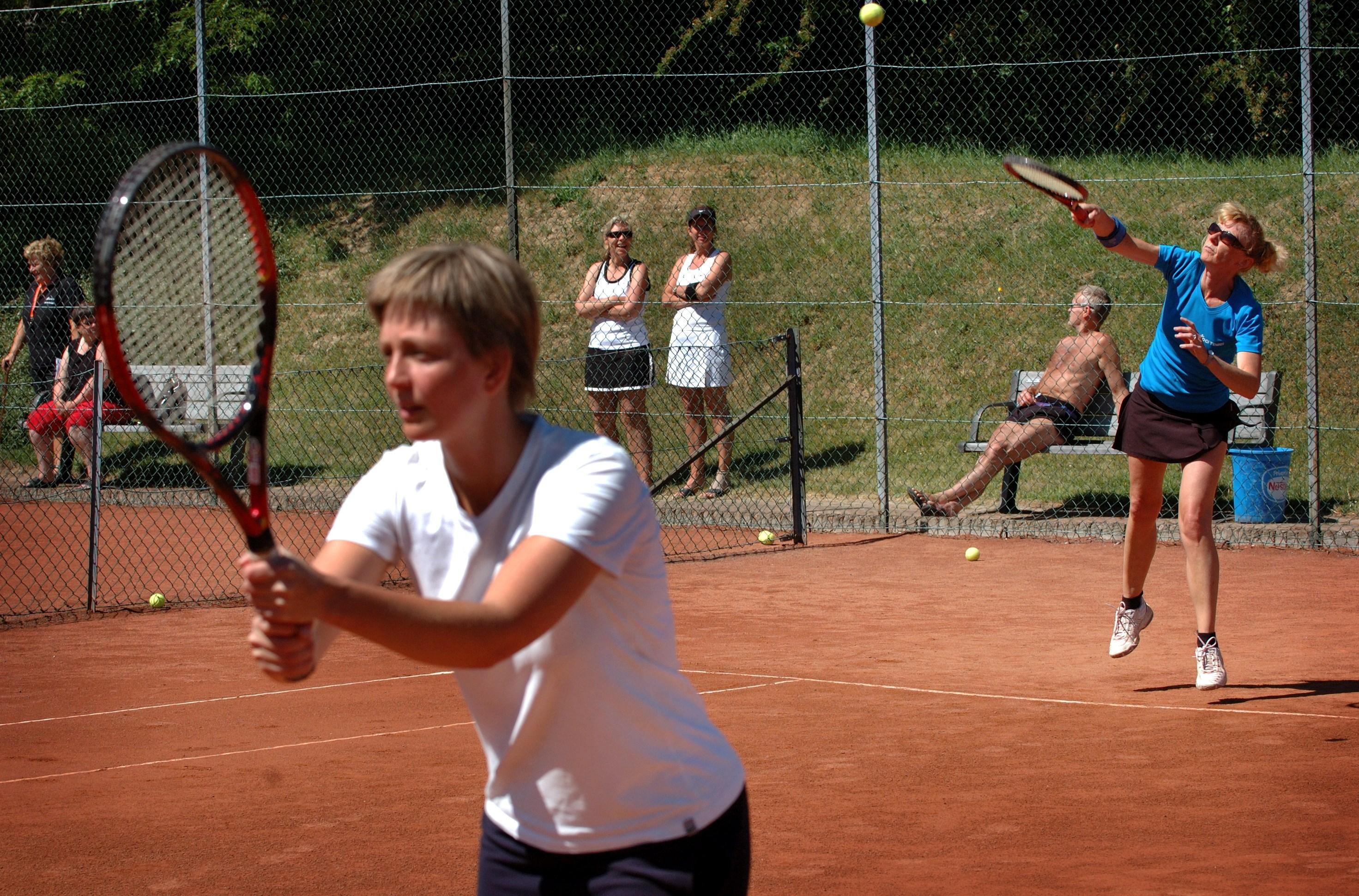 voksenintroduktion tennis