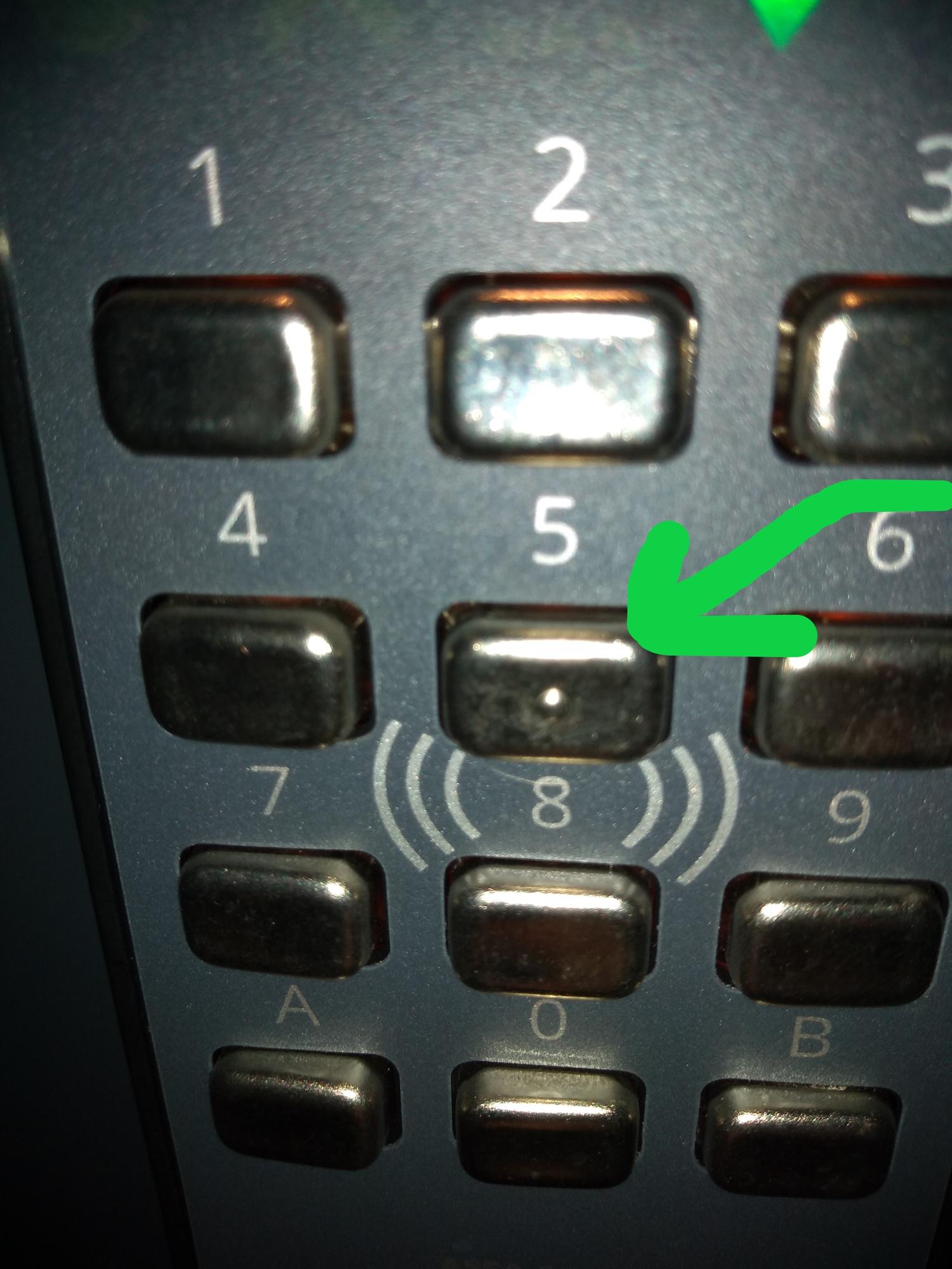 nøglepanel