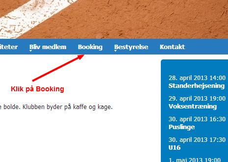 Klik booking