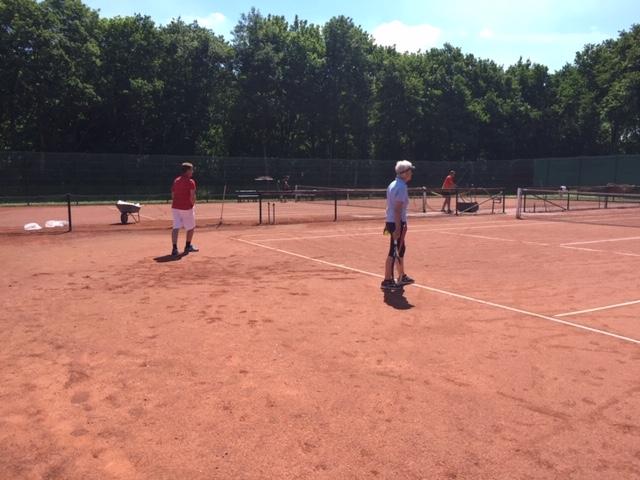 Tid til tennis